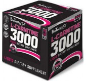 L-CARNITINE 3000 BIOTECH 25ml (πορτοκάλι)
