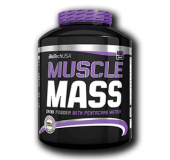 MUSCLE MASS BIOTECH 2270gr (Σοκολάτα...)