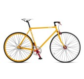 Ποδήλατο Fixed MBM Double 2 28'' Single Speed