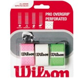 ΑΝΤΙΔΡΩΤΙΚΟ GRIP Wilson Pro Overgrip Perforated