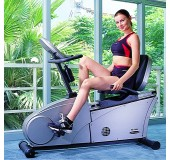 COMMERCIAL RECUMBENT BIKE GB 7000DX