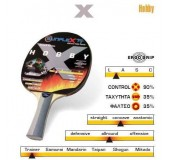 SUNFLEX ΡΑΚΕΤΑ PING PONG HOBBY 42523