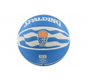 Μπάλα Μπάσκετ SPALDING Greek Flag Rubber