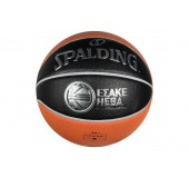 Μπάλα Μπάσκετ SPALDING EuroLeague Official Ball A1 Esake Rubber